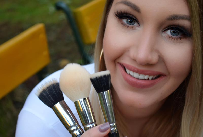 Makeup Artist und Visagistin Carina Denise
